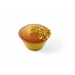 Pistachio financier