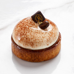 Cappuccino tart