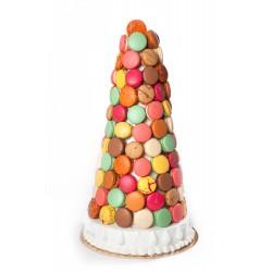 ¨Pièce Montée Pyramide de Macarons