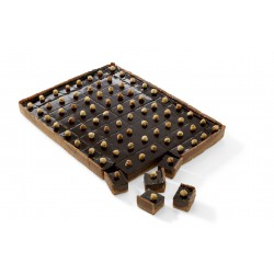 Square chocolate and...