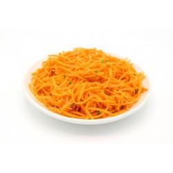 Salade carottes râpées