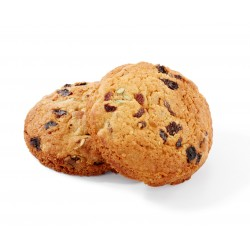 Cookie aux fruits secs sans...