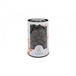 Nougatine Tube d'amandes enrobées de chocolat noir