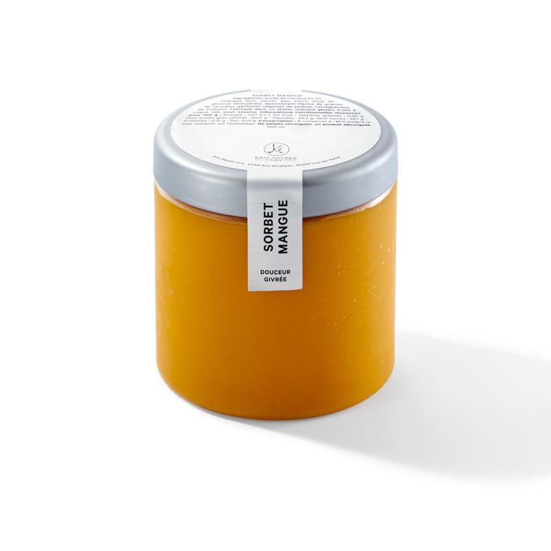 500ml de sorbet mangue Maison Kayser