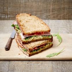 Sandwich Tourte Jambon...