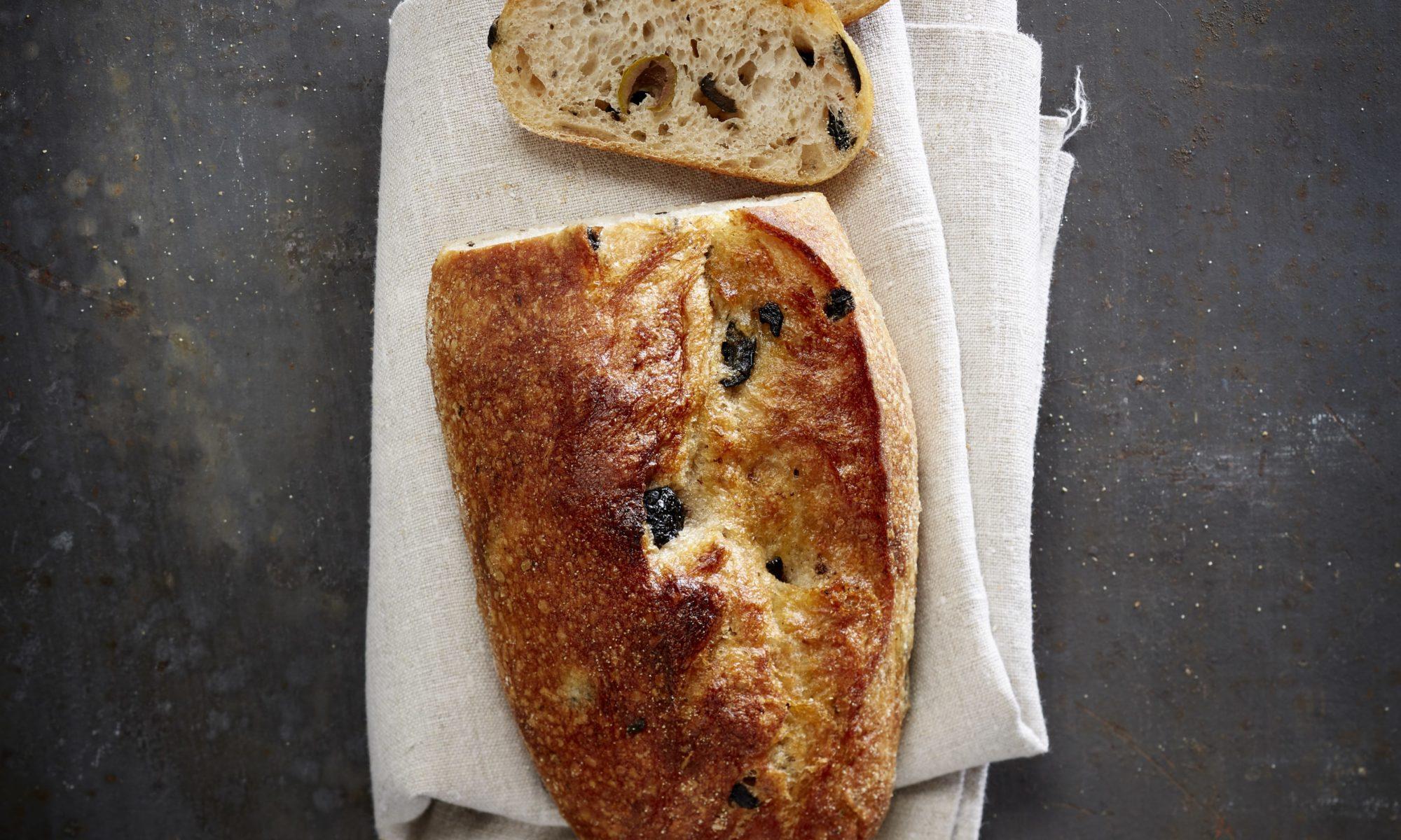 Pain Ciabatta boulangerie
