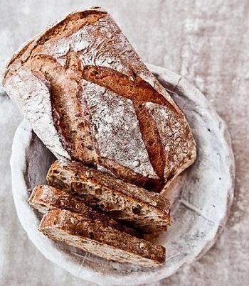 Recette du pain de campagne boulangerie Eric Kayser