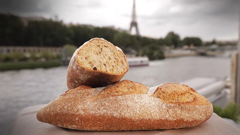 Le pain de campagne, une recette filmée présentée par Eric Kayser