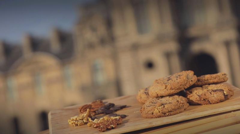 Recette des cookies de la Maison Kayser