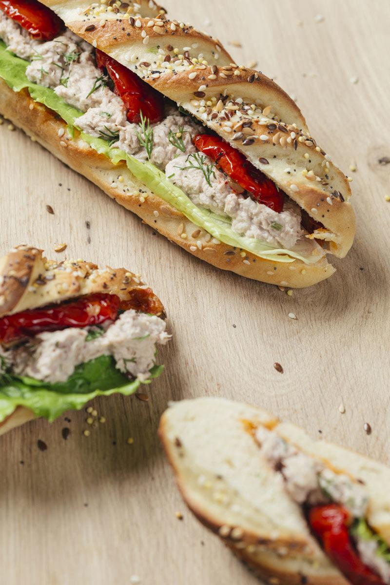 Notre sandwich du mois de septembre de la Maison Kayser