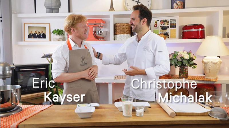 Eric Kayser et Christophe Michalak