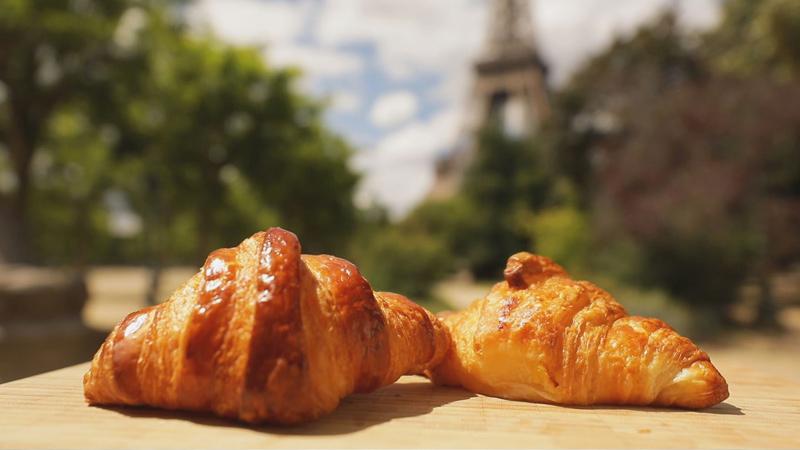 Recette du croissant par Maison Kayser