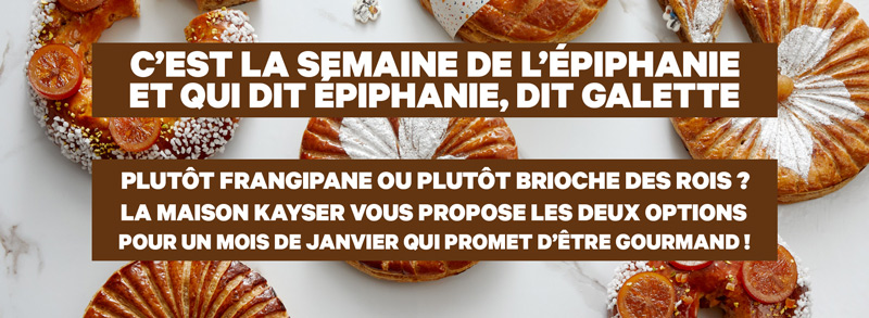 Galette ou Brioche?