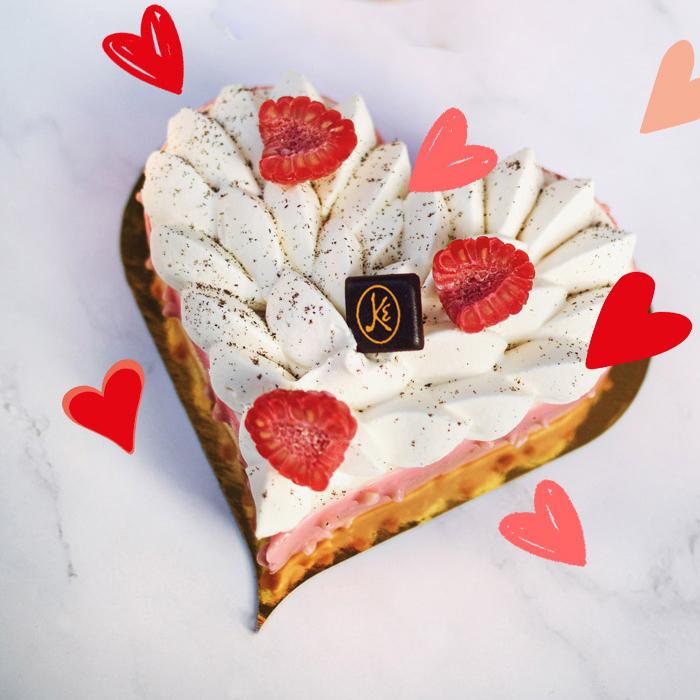 Le Coeur Valentin, la pâtisserie des amoureux