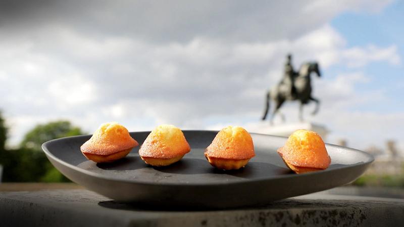 Le secret de la recette des madeleines par Eric Kayser