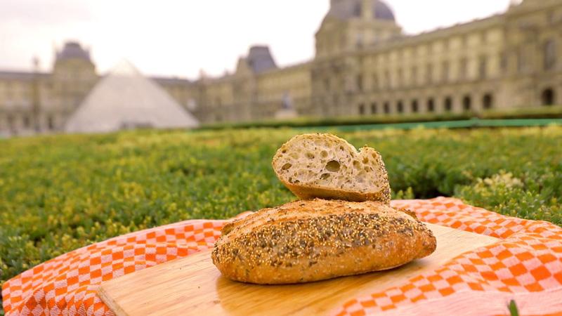 La recette du pain aux céréales d'Eric Kayser