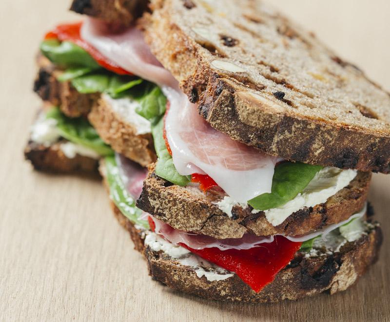 Le sandwich sportif Maison Kayser