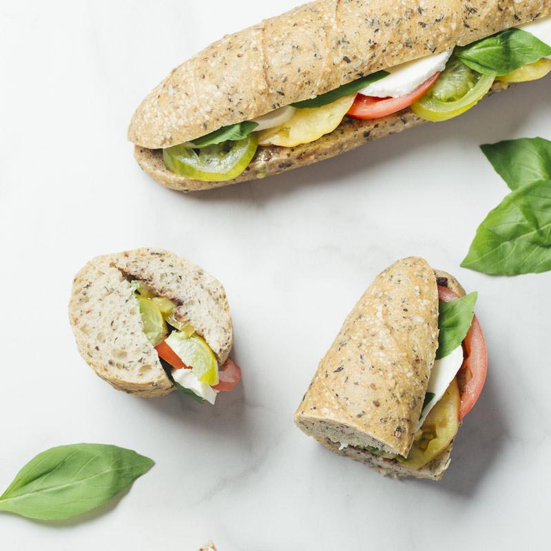 Sandwich Viva Italia